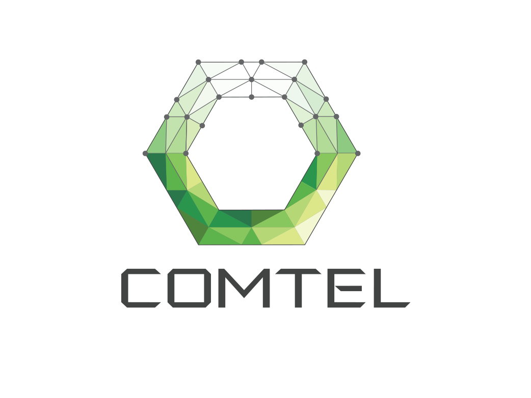 Comtel Boadcasting Solution logo