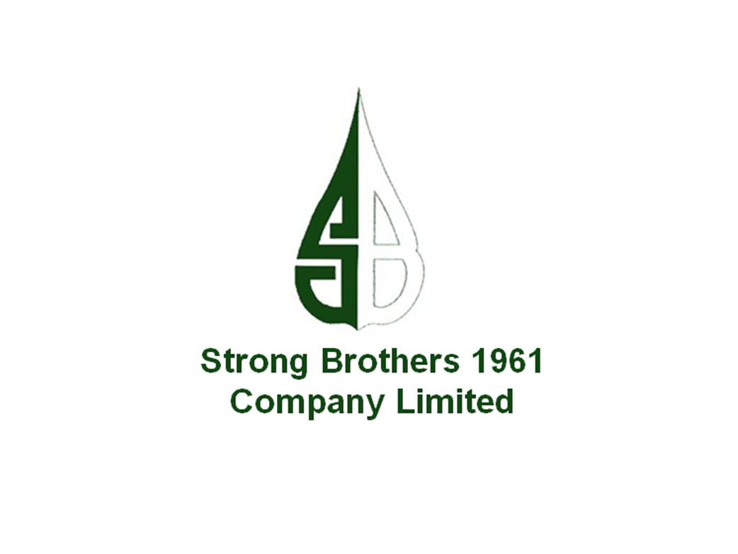 Strong Brothers 1961 Co., Ltd. logo