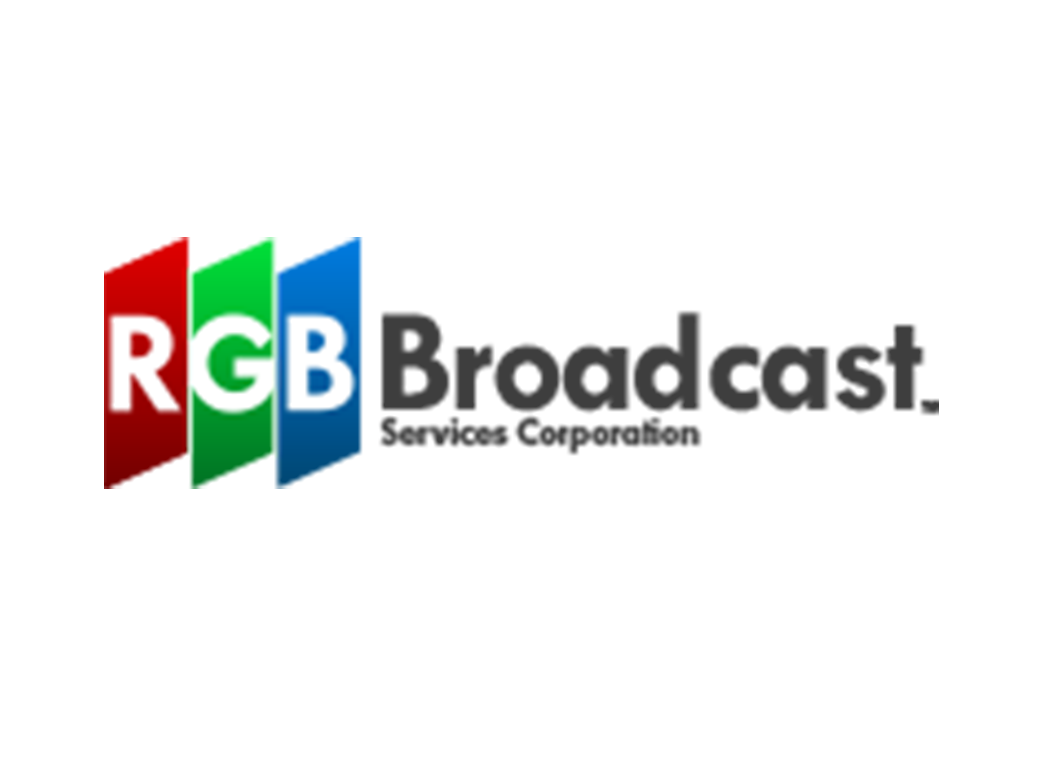 RGB Broadcast Services logo